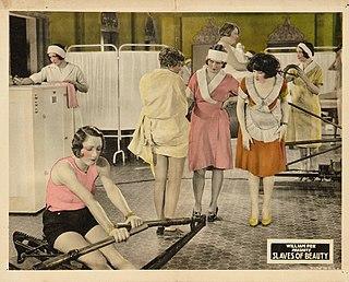 <i>Slaves of Beauty</i> 1927 film by John G. Blystone