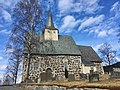 Slidredomen church Vestre Slidre Valdres Norway 2017-03-29 05.jpg