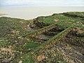 Slipway at Hilbre Island - geograph.org.uk - 217905.jpg