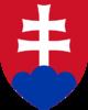 Slovakia: Coat of Arms