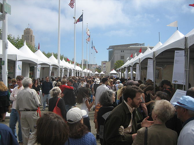 Pavilions at Slow Food Nation