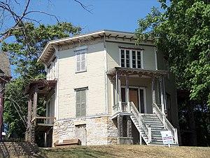 Henry H. Smith/J.H. Murphy House - Image: Smith Murphy House (Davenport, Iowa)