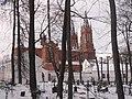 Smolensk Catholic church. View from the Polish cemetery 1.JPG