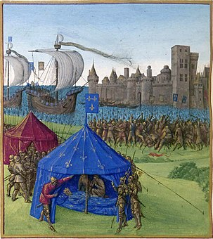 Crusade against Tunis in 1270