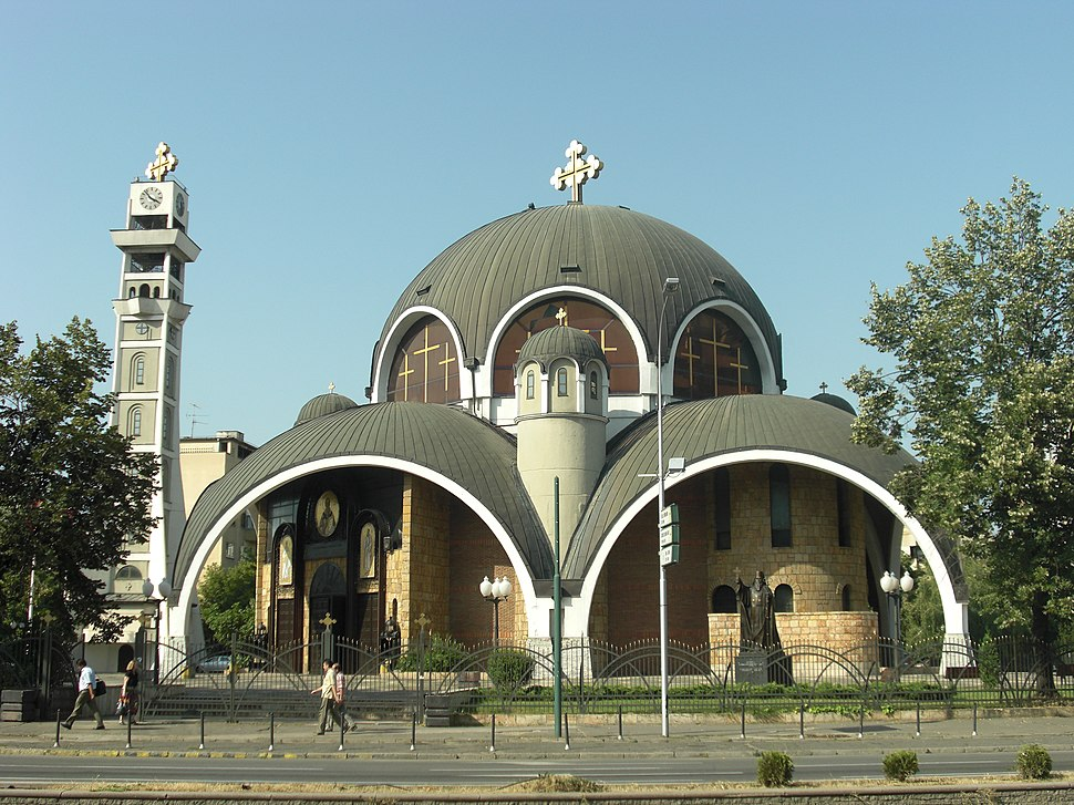Soborna Church Skopje1