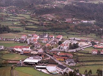 Bragança, Portugal - The parish of Parada on the periphery of the municipality of Bragança