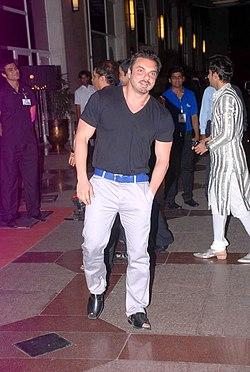 Sohail Khan at Esha Deol's sangeet ceremony 18.jpg