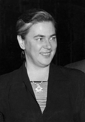 Soia Mentschikoff - Image: Soia Mentschikoff