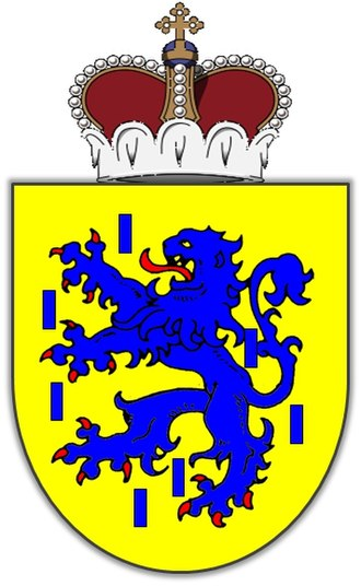 Solms-Laubach - Image: Solmslaubachklein