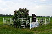 Solovychi Turiiskyi Volynska-brotherly graves of soviet warriors-general view-1.jpg