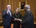 Sonny Perdue, Mary Perdue and Clarence Thomas 20170425-OSEC-PJK-0083 (34145045182).jpg