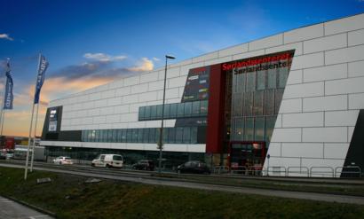 Hvordan komme seg til Sørlandssenteret med offentlig transport - Om stedet