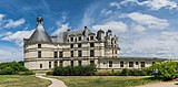 South-West facade of the Castle of Chambord 01.jpg