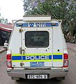 South African Police car - Pilgrims (3).JPG