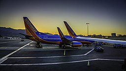 Southwest at BUR