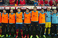 Spain - Chile - 10-09-2013 - Geneva - Jordi Alba, Andrès Iniesta, Nacho, Koke, Alvaro Negredo, David Villa and José Reina.jpg