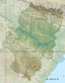 Spain Aragón location map relief.png