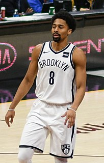 Spencer Dinwiddie American basketball player