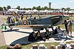Spitfire BL628 at the 2008 Oshkosh Air Show Flickr 2748272397.jpg