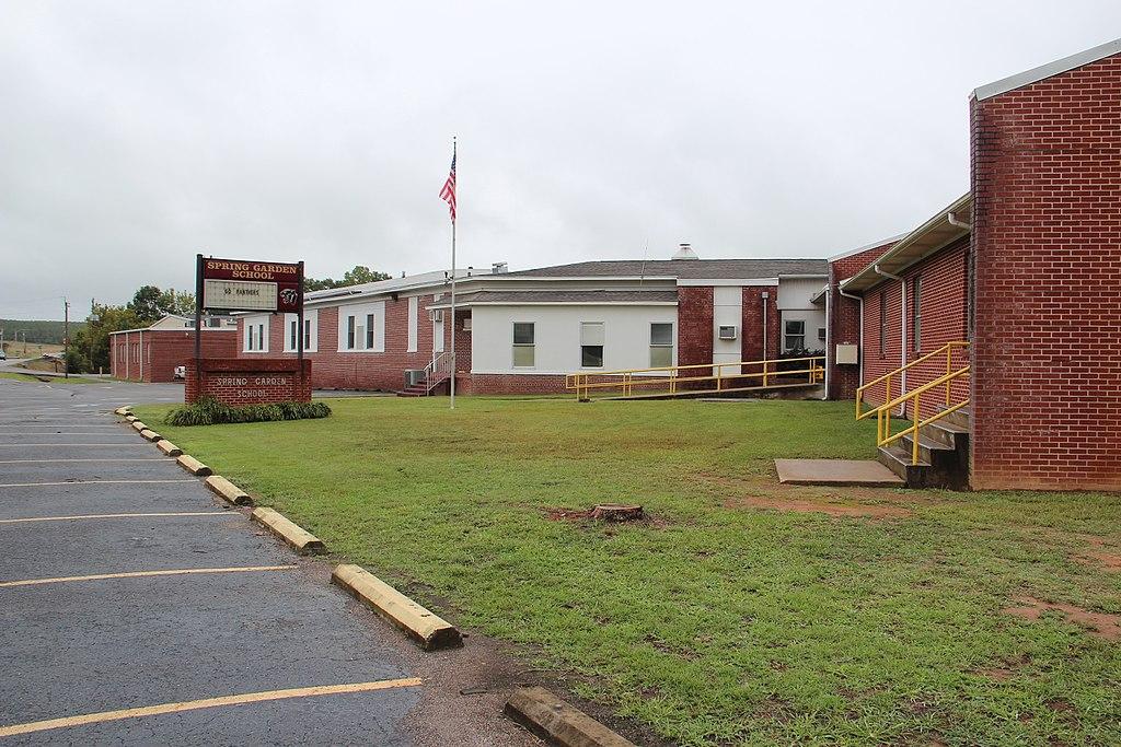 Spring Garden High School - panoramio.jpg