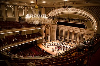 Cincinnati Music Hall - Springer Auditorium