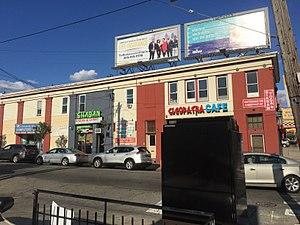 Spruce Hill, Philadelphia - Ethnic restaurants on 42nd and Chestnut