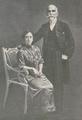 Sr. Dr. Bernardino Machado e sua esposa D. Elzira Dantas Machado - Ilustração Portugueza (16Ago1915).png