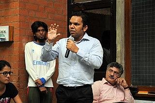 Srijan Pal Singh Indian author, speaker, entrepreneur