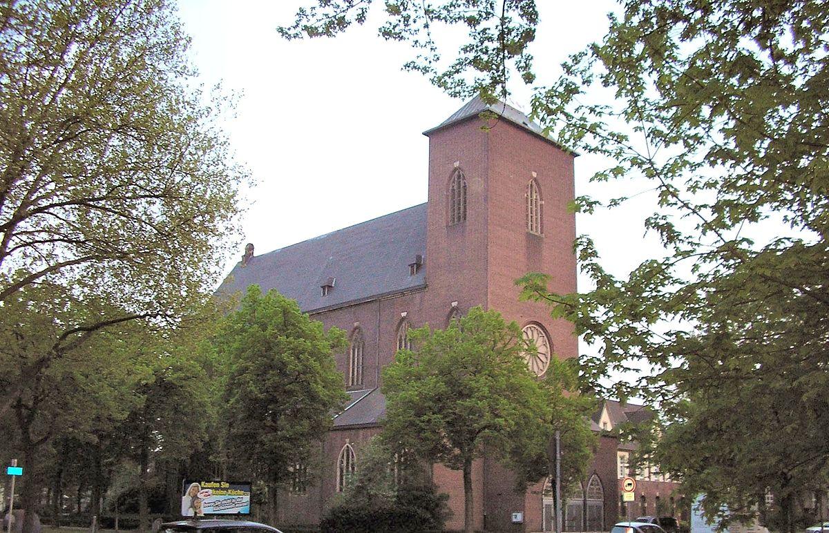 St Gabriel Duisburg Wikipedia