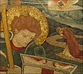 St. George Slaying The Dragon, With Una Praying In Background, 1904 (Detail) (8415582011).jpg
