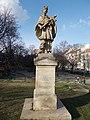 St. John of Nepomuk statue, Budapest.JPG