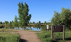 St. Vrain State Park - Image: St. Vrain State Park
