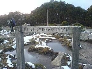 Mount St Gwinear - Mount St Gwinear