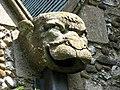St Andrew's church - gargoyle on west end - geograph.org.uk - 837395.jpg