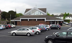 Coolock - St. Brendan's Church, located in the centre of Coolock village