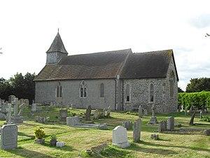 Eastergate - Image: St George's Church, Eastergate (NHLE Code 1233516)