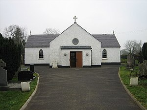 Aldergrove, County Antrim - St James' Church