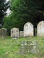 St Mary's church - churchyard - geograph.org.uk - 876187.jpg