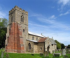 St Mary, Burnham Market, Norfolk - geograph.org.uk - 321235.jpg