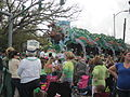 St Pats Parade Day Metairie 2012 Parade C3.JPG