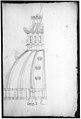St Peter's, dome, model, half elevation (recto) blank (verso) MET sf49 92 01r-MM31563.jpg