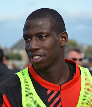 Abdoulaye Doucouré - Doucouré in 2015