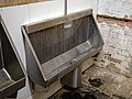 Stainless steel urinal at Epping, Essex, England 03.jpg