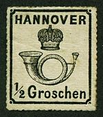 Stamps of Germany, Hannover 22.jpg