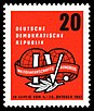 Stamps of Germany (DDR) 1957, MiNr 0595.jpg