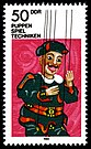 Stamps of Germany (DDR) 1984, MiNr 2876.jpg