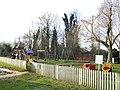 Standlake children's playground - geograph.org.uk - 320979.jpg