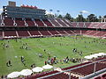 Stanford Stadium field 6.JPG