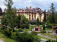 Grand Hotel Star Ef Bf Bd Smokovec