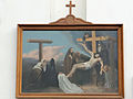 Station of the Cross in Saint Francis church in Warsaw - 13.jpg